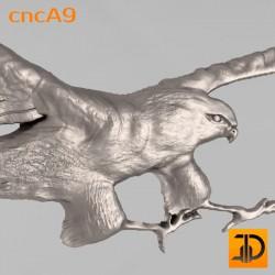 Орел cncA9 - 3D ЧПУ