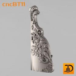 Балясина cncBT11 - 3D ЧПУ