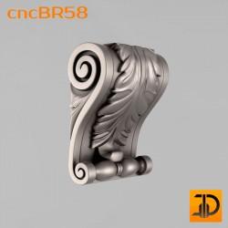 Консоль cncBR58 - 3D ЧПУ