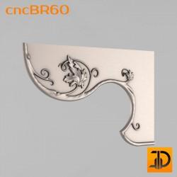 Консоль cncBR60 - 3D ЧПУ