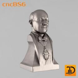 "Бюст ""Майер"" cncBS6 - 3D ЧПУ"