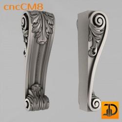 Канделябр - cncCM8