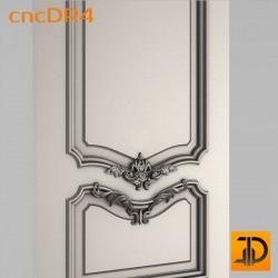 Дверь резная - cncDR4