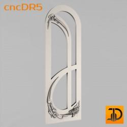 Дверь резная - cncDR5