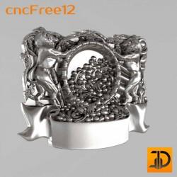 Бесплатные 3D модели ЧПУ - cncFree12