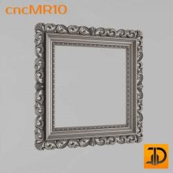 Зеркало cncMR10 - 3D модель ЧПУ