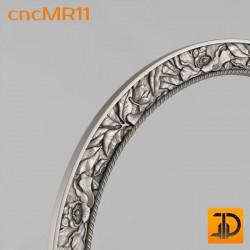 Зеркало cncMR11 - 3D модель ЧПУ
