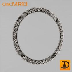 Зеркало cncMR13 - 3D модель ЧПУ