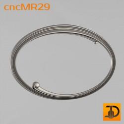 Зеркало cncMR29 - 3D модель ЧПУ