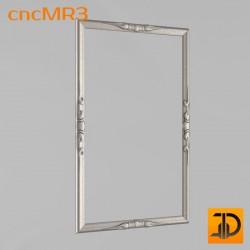 Зеркало cncMR3 - 3D модель ЧПУ