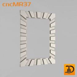 Зеркало cncMR37 - 3D модель ЧПУ
