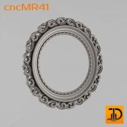 Зеркало cncMR41 - 3D модель ЧПУ