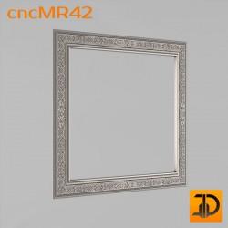 Зеркало cncMR42 - 3D модель ЧПУ