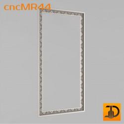 Зеркало cncMR44 - 3D модель ЧПУ