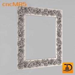 Зеркало cncMR5 - 3D модель ЧПУ