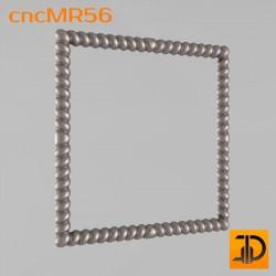 Зеркало cncMR56 - 3D модель ЧПУ