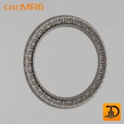 Зеркало cncMR6 - 3D модель ЧПУ