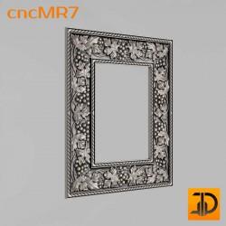 Зеркало cncMR7 - 3D модель ЧПУ