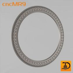 Зеркало cncMR9 - 3D модель ЧПУ