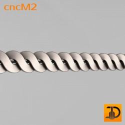 Молдинг cncM2 - 3D ЧПУ