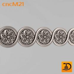 Молдинг cncM21