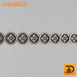 Молдинг cncM22