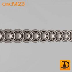 Молдинг cncM23