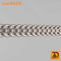 Молдинг cncM24 - 3D ЧПУ