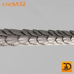 Молдинг cncM32 - 3D ЧПУ