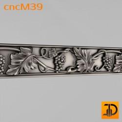 Молдинг cncM39 - 3D ЧПУ