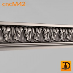 Молдинг cncM42 - 3D ЧПУ