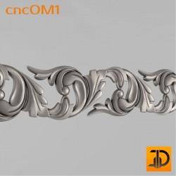 Орнамент cncOM1
