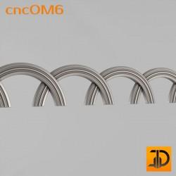 Орнамент cncOM6 - 3D ЧПУ
