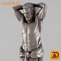 Кариатида - cncPL6
