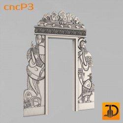 Входной портал cncP3 - 3D ЧПУ