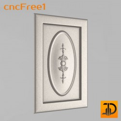 Бесплатные 3D модели ЧПУ - cncFree1