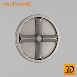 Бесплатные 3D модели ЧПУ - cncFree8