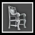 Стулья и кресла резные